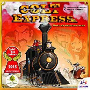 Spiel des Jahres: Colt Express