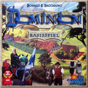 Spiel des Jahres: Dominion