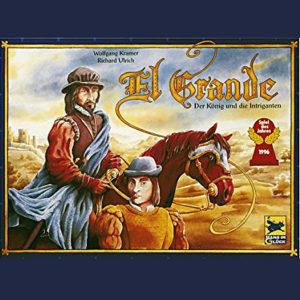 Spiel des Jahres: El Grande