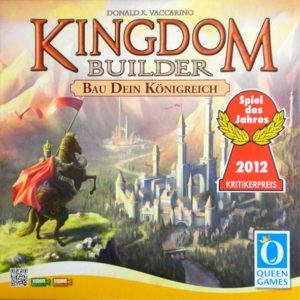 Spiel des Jahres: Kingdom Builder