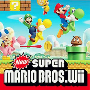 Retro-Gaming auf der Wii: New Super Mario Bros Wii